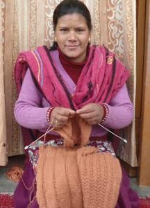 Naari-knitting